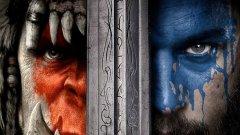 Вече се появи и постерът на филма, изобразяващ главните герои в него - орка Дуротан и човека Андуин Лотар