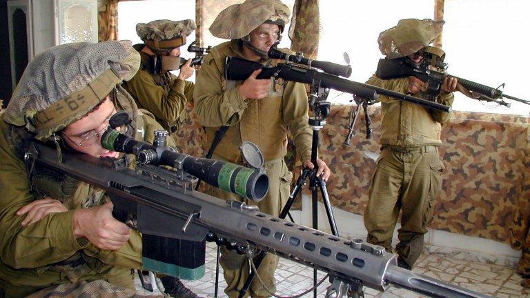 В правилните ръце една подобна пушка може да бъде наистина едно ефективно средство за убиване