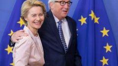 Урсула фон дер Лайен  предупреди всички номинирани за еврокомисар, че изборът им зависи от собствената им подготовка и умение да убедят ЕП в състоятелността на кандидатурите си