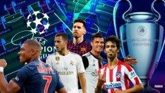Прогнозите ни за четирите мега сблъсъка на старта на Шампионската лига