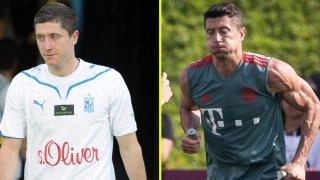 Той беше твърде кльощав за националния отбор, но днес е над Меси и Роналдо и олицетворява футболното съвършенство