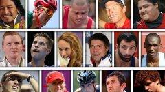 18 загинали олимпийци за 4 години - звучи наистина стряскащо.