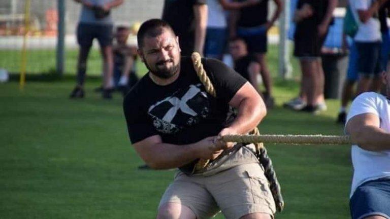 Горан Клестан почина преди месец във фитнес.