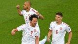 Дания не спира с геройствата и вече е на полуфинал!