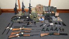 Бившият пехотинец и доскорошен служител на Бреговата охрана на САЩ Кристофър Хасън е арестуван по обвинение, че е планирал масови убийства.
