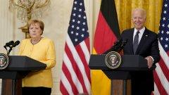 Двамата държавници потвърдиха ангажимента си към НАТО като ключов елемент за сигурността на Европа