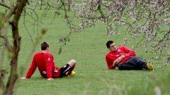 Йордан Минев и Иван Караджов се подготвят за четвъртфинала за Купата срещу Берое