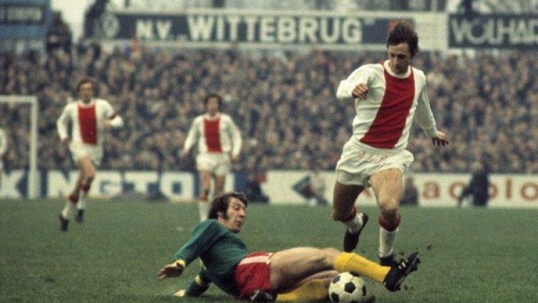 С Аякс спечели три пъти Купата на европейските шампион през 70-те години като играч.