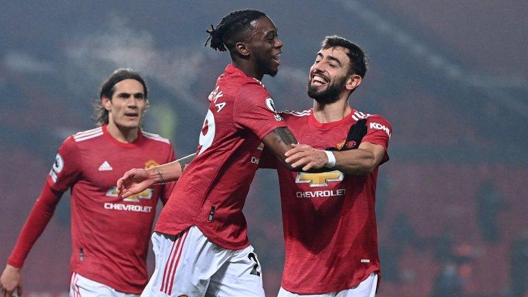 Съкрушително! Юнайтед се скъса да вкарва срещу 10 души, изравни се със Сити