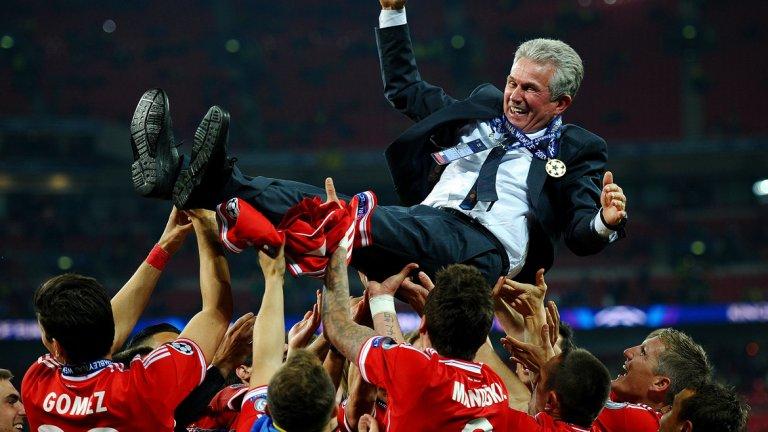 2. Байерн Мюнхен – 53 мача без загуба, 2012-14 г.