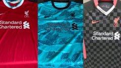 """""""Първият е семпъл, но поне е червен, а другият е като на Ковънтри от 90-те"""": Феновете на Ливърпул ужасени от екипите"""