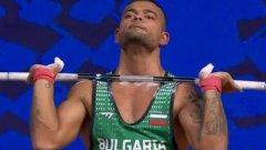 Божидар Андреев стана европейски шампион по щанги с рекорд!