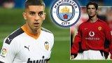 В Юнайтед се подсмихват : Големият идол на новия в Сити е... Кристиано Роналдо