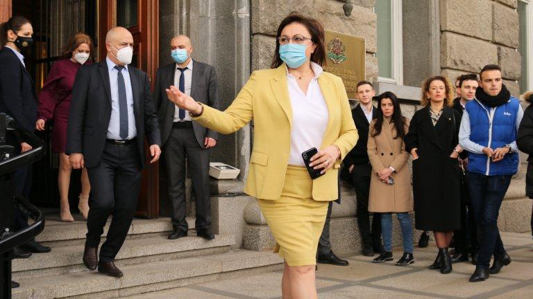 Червеният лидер обеща позитивна и коректна кампания в рамките на позволените здравни мерки