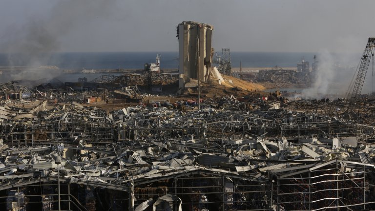 250 000 души са останали без дом след експлозията
