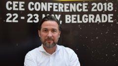 Дарко Лукич, главен изпълнителен директор на IPG Mediabrands за Югоизточна Европа