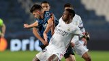 Снаряд от неочакван герой донесе успеха на Реал срещу 10 души