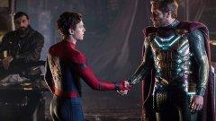 """Spider-man: Far From Home има нов трейлър, който е придружен от предупреждение за СПОЙЛЕРИ за случилото се в """"Отмъстителите: Краят""""."""