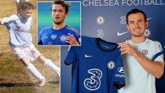 Днес Бен Чилуел вече е третият най-скъп английски футболист и очакванията към него ще са огромни
