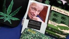 Медиите в американски щати, където разрешиха употребата на марихуана за медицински цели, вече печелят добри пари от рекламите й