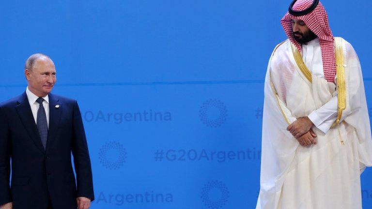 Руско-Саудитската петролна война - как се стигна дотук и какво ...