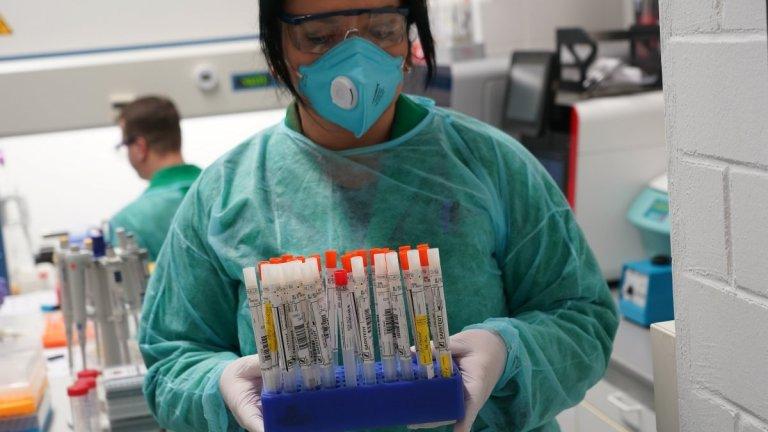 Броят на активните случаи на заразата вече надминава 90 хил. души