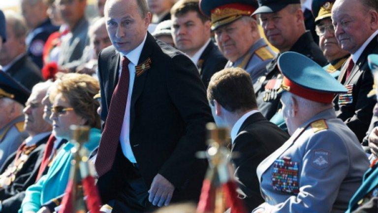 Путин напомни, че идеята за расово превъзходство стои в основана на най-унищожителната война в историята