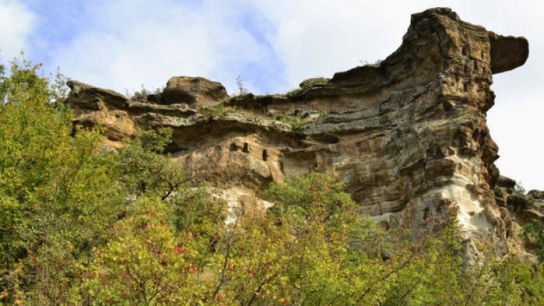 Читкая - древното светилище на траките от племето коелалети