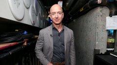 Според проучване това трябва да се случи през 2026 г., когато създателят на Amazon ще навърши 62 години