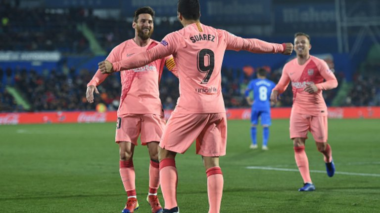 15. Луис Суарес, Барселона, 12 гола – 120,8 мин/гол