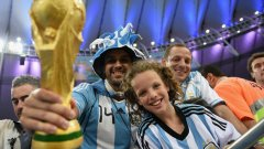 Аржентинците дразнят бразилците, ще им отнесат купата. Остана един мач, може и да се случи...