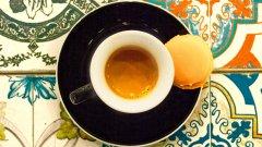 """Webcafe.bg също допринася за това Instagram да е по-оранжев, със снимката за """"Оранжево кафето"""""""