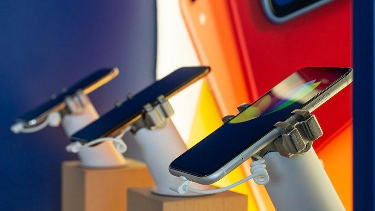 Теленор предлага на потребителите избор на различни по вид и клас устройства