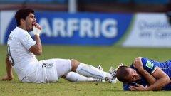 Суарес се надява, че ФИФА ще му позволи поне да тренира със съотборниците си