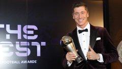 Меси и Реал забравиха Роналдо: Разбивка на вота за наградите The Best + при кого отидоха българските гласове