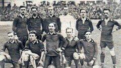 """Макар и централата да определя олимпийския турнир по от 1920 г. в Антверпен като """"спомогнал за развитието на футбола"""", тя счита за предтеча на световните първенства следващите две издания на игрите."""