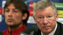 Съра нямаше как да позволи по негово време футболист на Юнайтед да подсили врага. Хайнце и агентът му направиха всичко по силите си, но се сблъскаха с непреодолима стена