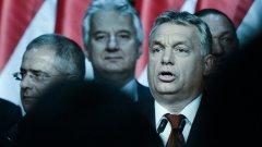 """Виктор Орбан отговори на критиките от партньорските партии в няколко държави от ЕС, като нарече опонентите си в ЕНП """"полезни идиоти"""""""