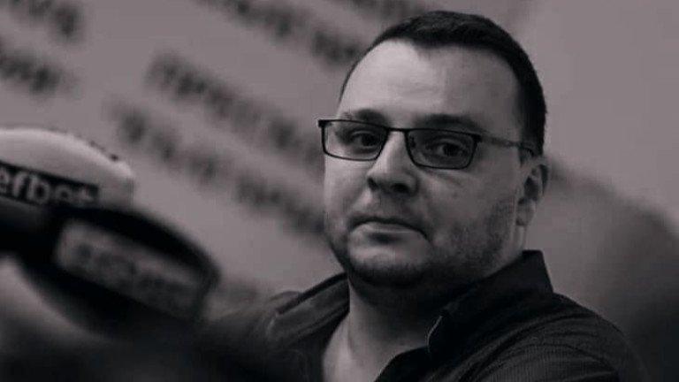 Роден спортен журналист на 36 не успя да се пребори с Covid-19