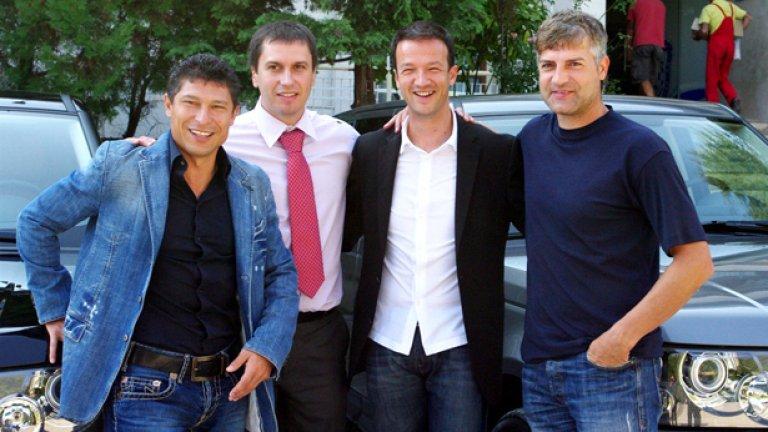 Красимир Балъков бе избран за №1 от феновете на Щутгарт