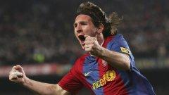 Играта на Барселона се гради около Лионел Меси
