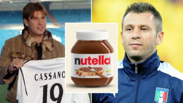 """""""Нутела"""" ни беше спонсор и качих 14 кг за 7 месеца в Реал. Гребях с пълни лъжици директно от буркана"""""""