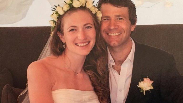 Не успяхме да гледаме Дария Домрачова миналия сезон, но пък Даша вече е част от най-великото семейство в биатлона. Беларускинята се ожени за великия Оле Ейнар Бьорндален.