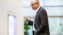 Когато през февруари Сатя Наделя дойде начело на Microsoft, той обеща големи промени в компанията