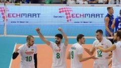 Вчера срещу Иран нашите се вдигнаха и изиграха най-добрия си мач до момента. Днес обаче ще трябва да бъдат още по-добри
