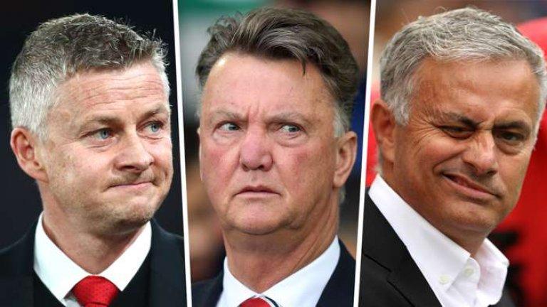"""Boring, boring Man Utd"": Оле не може да е като Ван Гаал и Жозе"