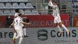 Роналдо с перфектен хеттрик за 22 минути (видео)