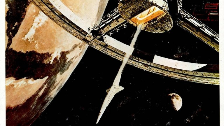 """Постерът на """"Космическа Одисея"""""""