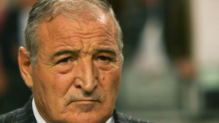 Председателят на Надзорния съвет на ЦСКА Димитър Пенев обвърза въпроса с базите с присъствието на футболисти на клуба в националния отбор