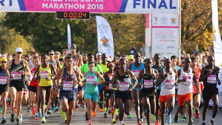 Очаква се в бягането да вземат участие над 4000 души